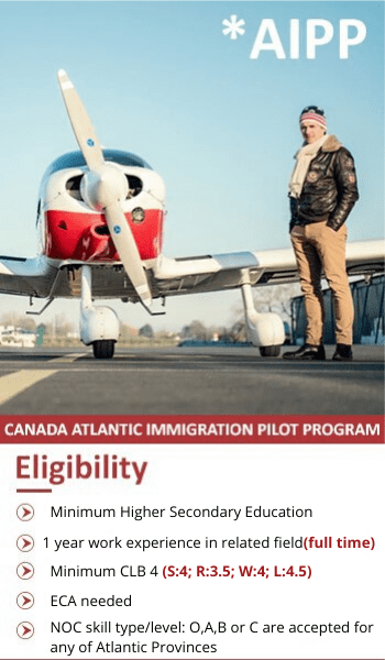 Atlantic Immigration Pilot Program Eligibility