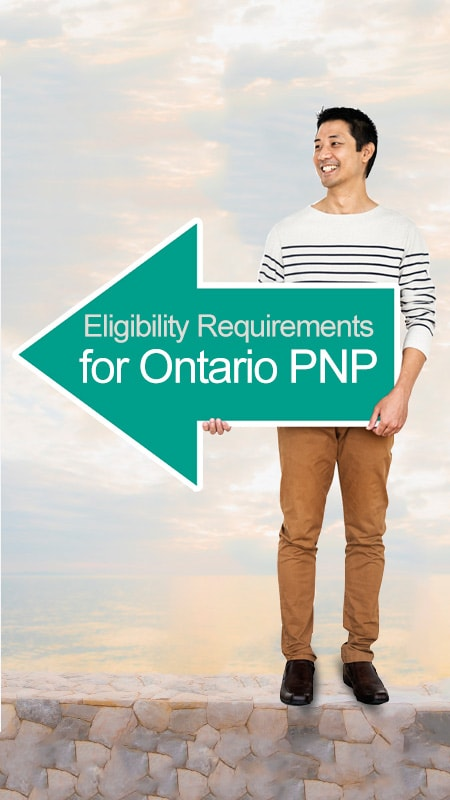 Eligibility Requirements for Ontario PNP
