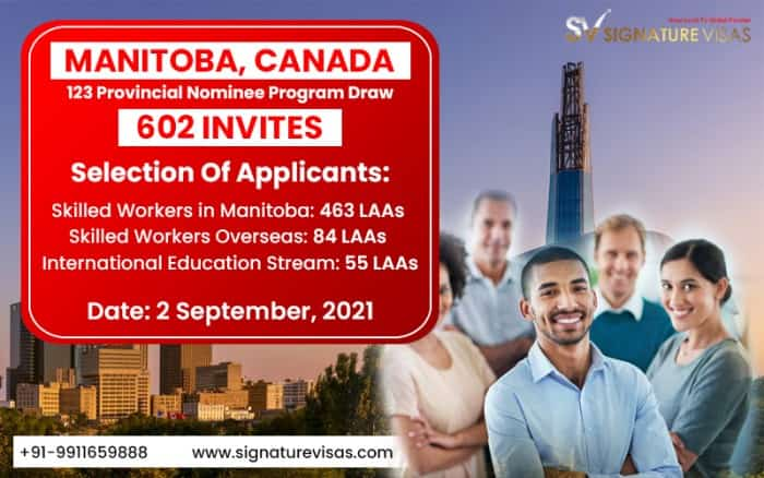 manitoba pnp draw invited 602 candidates