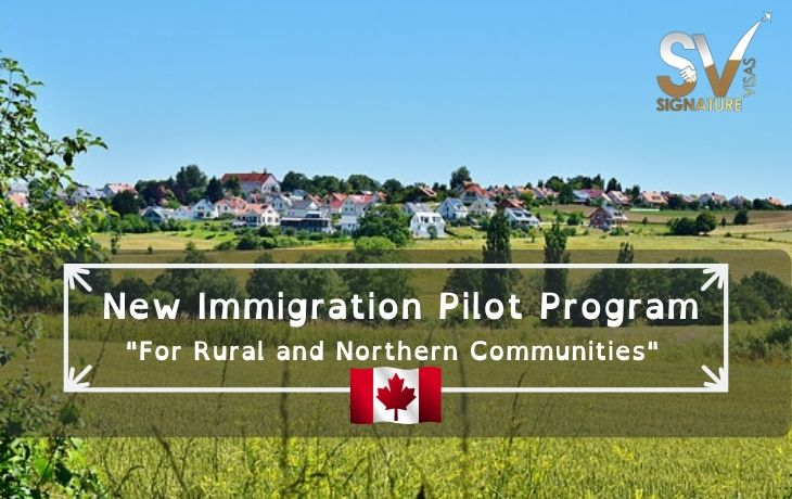 Rural and Northern Canada Immigration pilot program
