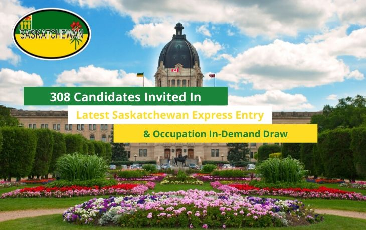 Saskatchewan Province Latest Draw