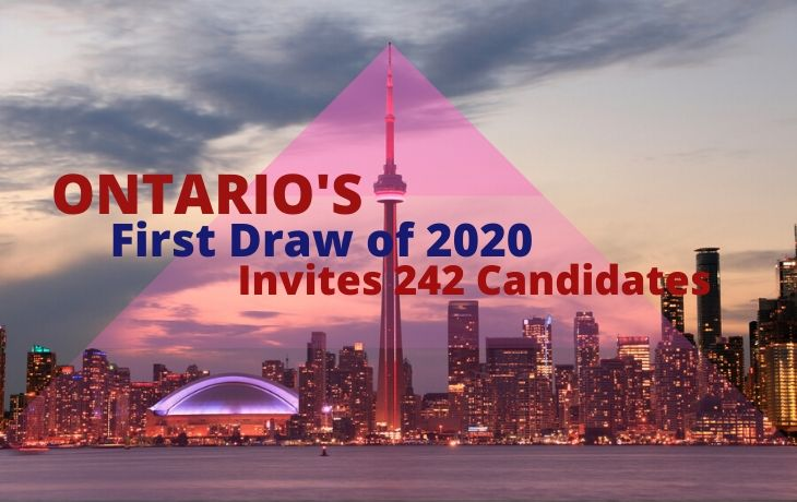 Ontario First Draw 2020