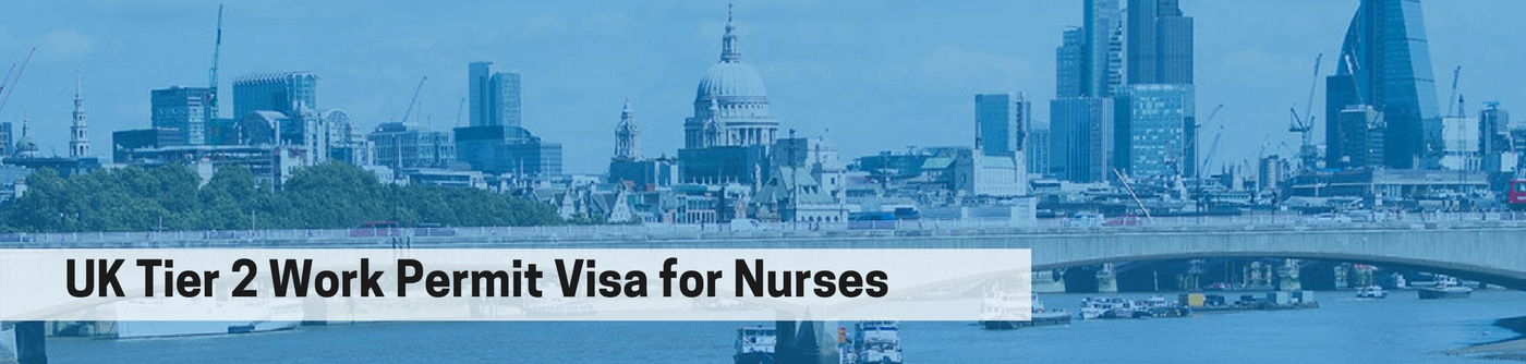 Tier 2 Work Permit visa for Nurses