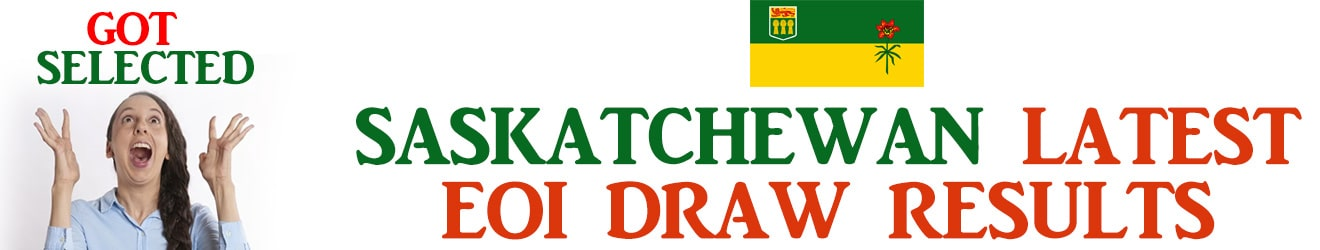 Saskatchewan Latest Draw 2020