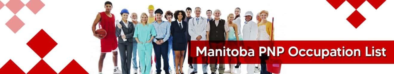 Manitoba PNP In-Demand Occupation List